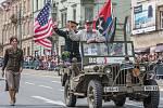 Convoy of Liberty projel Plzní