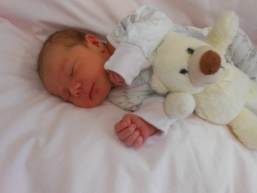 Eliška Věra H. se narodila 8. března 2021 v domažlické porodnici. Vážila 3140 gramů a měřila 50 centimetrů.