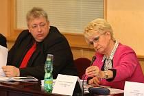 V polovině funkčního období vystřídal první ženu v čele kraje Miladu Emmerovou dosavadní první náměstek pro ekonomiku a majetek Milan Chovanec