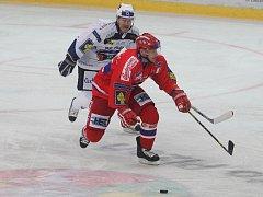 Hokej Plzeň vs. České Budějovice 4:2