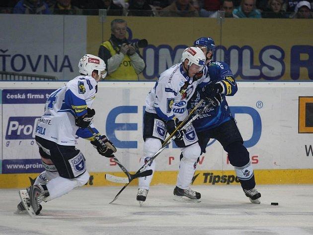 Hokej Plzeň - Vítkovice 4:1