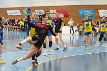 MOL Liga házené žen: DHC Plzeň - Sokol Písek