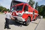 Oslava 120. výročí založení hasičského sboru a 20. výročí vzniku Městské policie