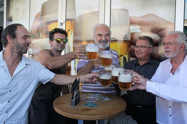 Pivo pro Formana - Plzeňský Prazdroj