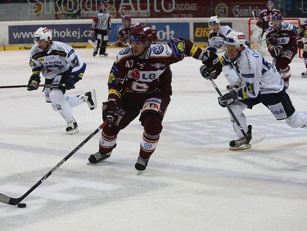 Hokej Plzeň vs. Sparta 3:2