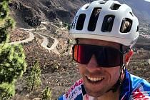Český reprezentant Martin Stošek trénuje na ostrově Grand Canaria od konce října.