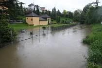 Povodeň ve Štěnovicích