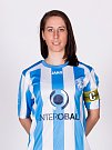 Lucie Kupilíková, kapitánka futsalového týmu SK Interobal Plzeň