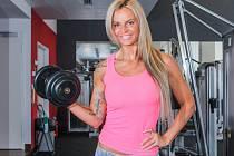 Radka Prášková vybojovala na mistrovství Evropy Světové fitness federace v italském městě Montecatini Terme zlatou medaili vkategorii Sports/Fitness Model