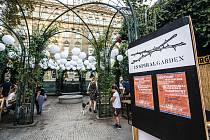 Plzeň, Šafaříkovy sady, Inspiral garden