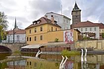 Výročí narození Václava Havla v Plzni.
