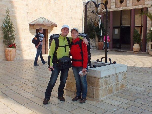 Radim a Alice Bílkovi jsou zkušení cestovatelé, na vlastní pěst projeli část jihovýchodní Asie a teď iIzrael a Palestinu