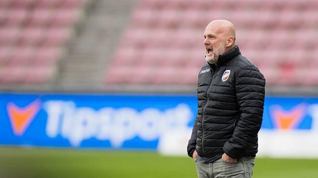 Nový plzeňský trenér Michal Bílek.