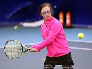 Dvanáctiletá Madlenka Sailerová
