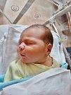 Tobiáš Tříska se narodil 23. března ve 22:20 mamince Kristýně a tatínkovi Milanovi zNýřan. Po příchodu na svět vplzeňské FN vážil bráška Dominika 4070 gramů a měřil 52 centimetrů.