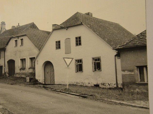 Dům č. p. 30na archivním snímku