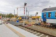 Rekonstrukce nádraží v Plzni