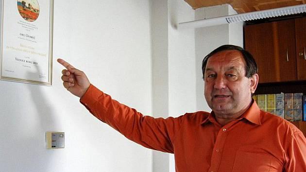 Václav Lomička.