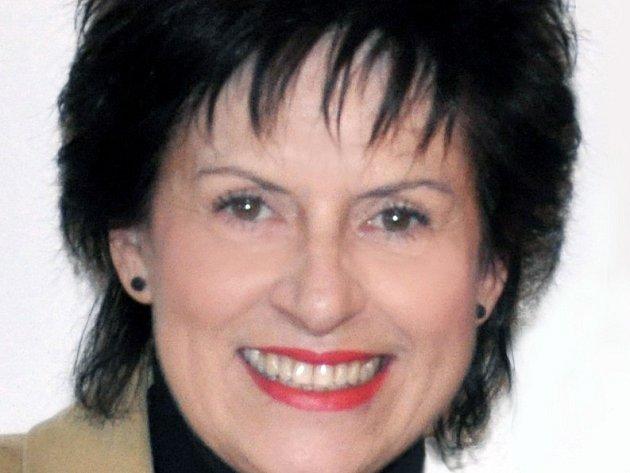 Eva Hubatová.