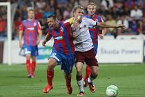 Viktoria Plzeň – Sparta Praha 0:0