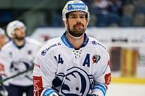 K zničení Kladna v pátečním utkání přispěl Peter Čerešňák hned pěti body.
