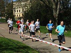 Juniorský maraton semifinále Runczech Smetanovy sady