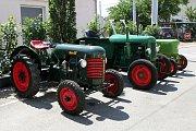 Traktor Zetor 15.