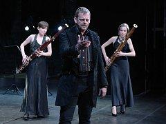Velké divadlo má dnes (15. 12.) od 19 hod. na programu Molièrovo drama Don Juan.