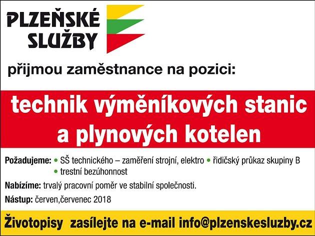 Plzeňské služby přijmou zaměstnance