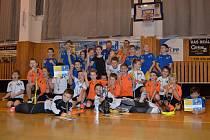 Florbalisté FBŠ Kerio Plzeň nejen obhájili vítězství na turnaji v Kralupech nad Vltavou v kategorii přípravek, též i elévů, ale získali i tři individuální ocenění pro nejlepší hráče