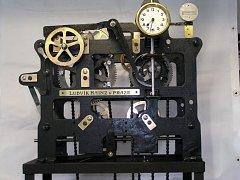 Žebnický hodinový stroj
