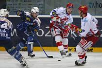 Hokej Plzeň vs. Třinec 5:2