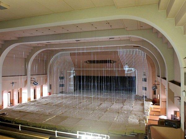 Projekt Kulturquell zpřístupnil prostory bývalého kina Elektra vPlzni.