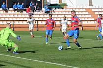 Fotbalisté Viktorie Plzeň ve Španělsku remizovali s celkem New England Revolution.