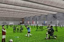 Vizualizace Football Factory