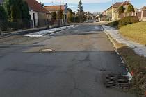 Nová ulice v Kralovicích by měla být podle starosty města Karla Popela zrekonstruovaná letos na jaře.