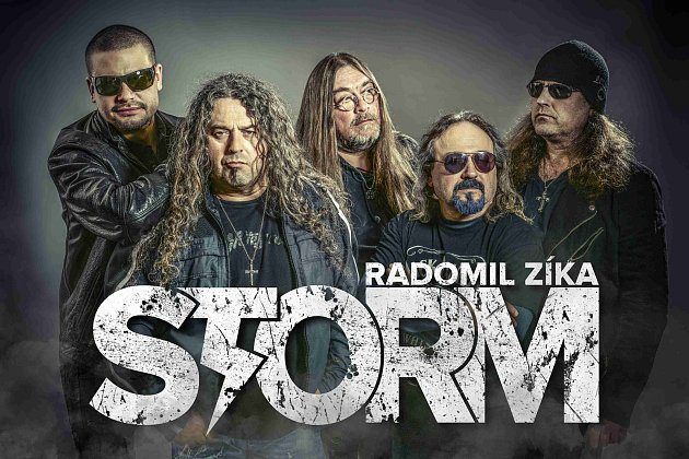 Kapelu STORM v současné době tvoří (zleva): Tomáš Krauz – kytara, Radek Zíka – zpěv, Míra 'Jabko' Hanuš – kytara, Petr 'Jula' Sládek – baskytara, Marcel Kříž – bicí.
