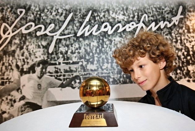 Zlatý míč zavítal do Plzně.