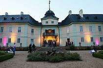 Akce 9 týdnů baroka oživila zámek v Manětíně.