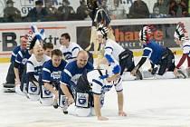 Plzeňští hokejisté v úterý porazili Karlovy Vary a zajistili si tak výhru v základní části extraligy
