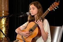 Kristýna Procházková z Plzně soutěžila poprvé a tvářila by se šťastněji, kdyby tušila, že bude třetí v kategorii do 14 let