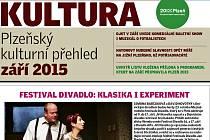 Kultura září 2015