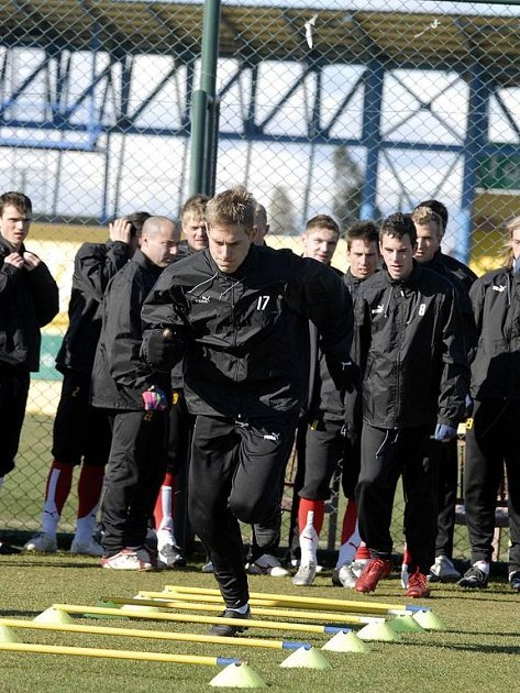 Fotbalisté Viktorie Plzeň ladí herní formu na soustředění v turecké Antalyi.