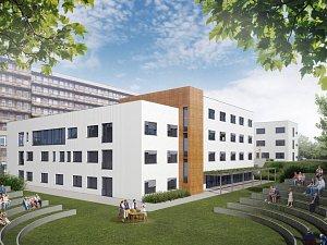 Nový psychiatrický pavilon ve fakultní nemocnici