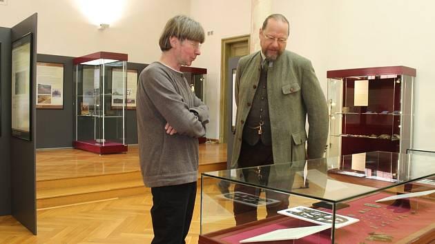 Výstava Slované ve východním Bavorsku a západních Čechách