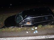 Vážná dopravní nehoda na několik hodin uzavřela hlavní tah na Domažlice.