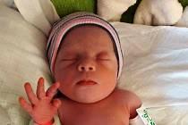 Viktorie Kalinová se narodila 28. listopadu mamince Adéle a tatínkovi Milanovi z Tlučné. Po příchodu na svět ve Fakultní nemocnici v Plzni vážila jejich dcerka 2570 gramů a měřila 50 centimetrů.