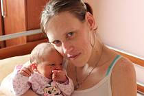 Natálie Toušová se narodila 10. února v 7:48 rodičům Janovi a Veronice z Mariánských Lázní. Po příchodu na svět ve FN na Lochotíně vážila jejich holčička 3250 gramů a měřila 49 centimetrů.