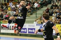 Házenkáři Talentu MAT Plzeň mají své zázemí v Městské sportovní hale (Lokomotiva)