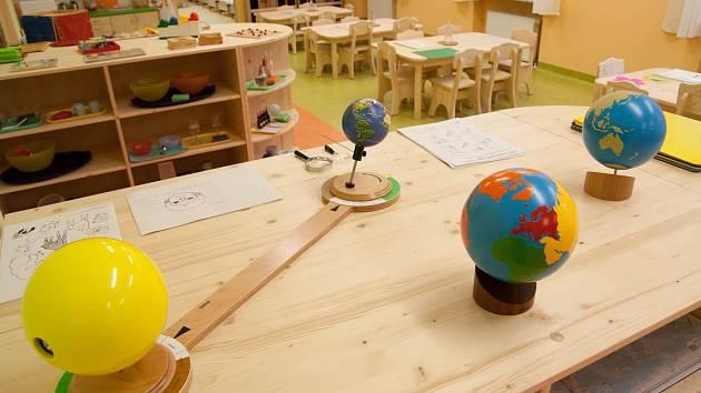 V kraji vznikne druhá Montessori školka. V březnu se otevře v Chotíkově u Plzně